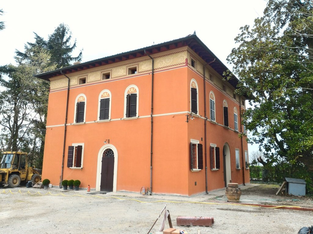 Ristrutturazione completa di villa padronale