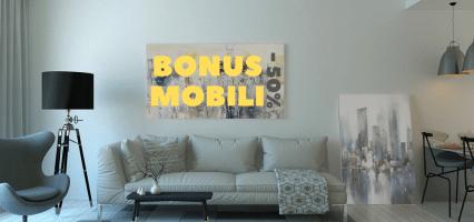 Bonus mobili 50% senza pratica edilizia