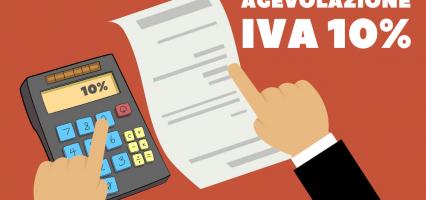 Agevolazione IVA 10% nelle ristrutturazioni